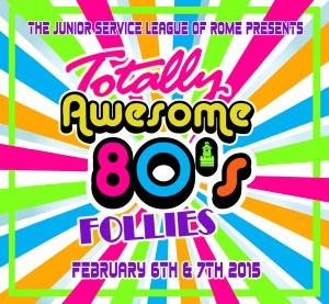 JSL Follies 2015 logo